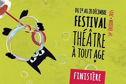 Festival Théâtre à Tout Age Très Tôt Théâtre