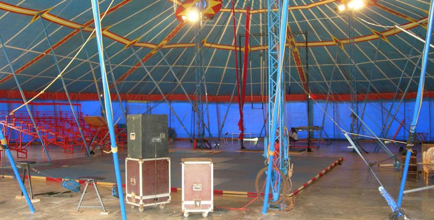 Formations CTS Technicien compténet en chapiteaux tentes et strcutures techniques démontables salles de concert, centres évènementiels, festivals