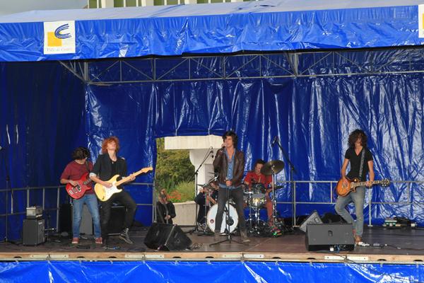 Concert Forum de la culture Ville de Créteil