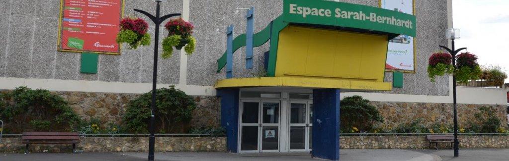 Espace-sarah-bernhardt Val d'Oise