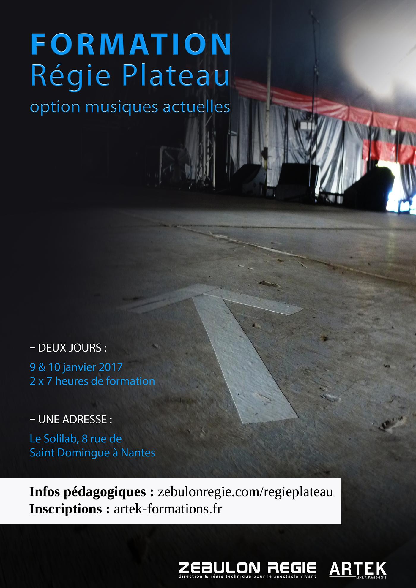 Formation-Régie-Plateau-ARTEK-Zebulon-Regie-Nantes