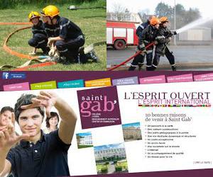 Lycée Saint-Gabriel Bac Pro Métiers de la Sécurité
