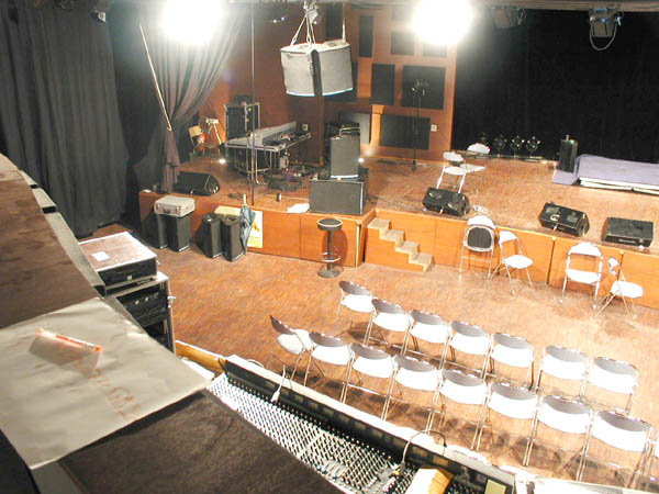 Salle de concerts CAMJI Niort