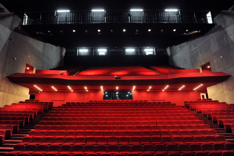 Stage Machinerie d'ARTEK Formations au théâtre de Saint-Nazaire